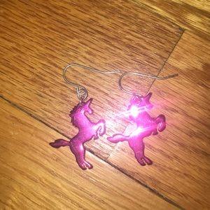 Jewelry - Unicorn earrings